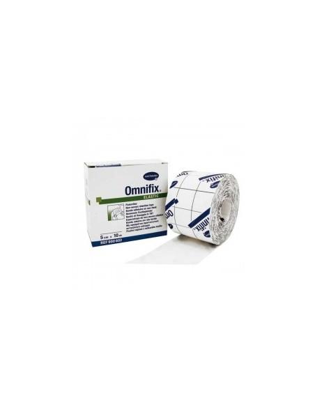 Lámina Adhesiva OMNIFIX® Elastic   5 cm.x 10 metros.