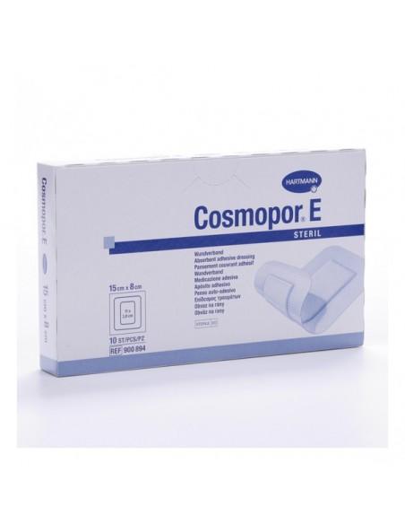 Apósito Adhesivo COSMOPOR 15 cm. x 8 cm., Caja 25 unidades