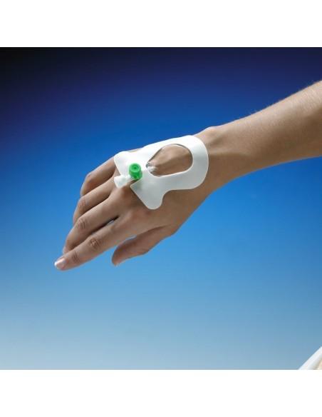 Apósito transparente EASI-V™ Dispositivo fijación de catéter
