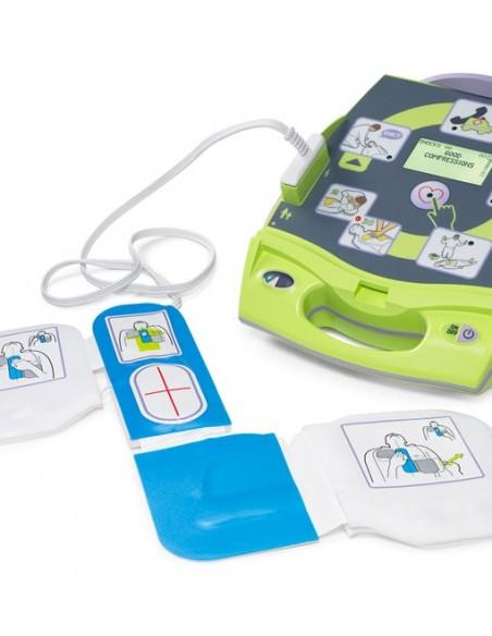 Desfibrilador semiautomatico  AED PLUS ZOLL