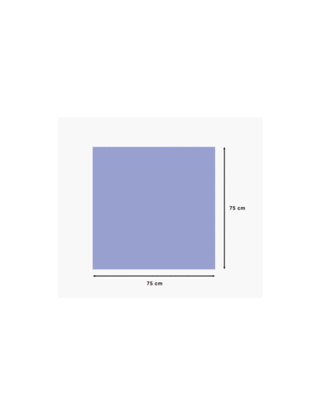 Paño Quirúrgico Impermeable (I) 50x75 cm. Estéril, Caja 100