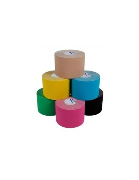 Venda Neuromuscular BB Tape Verde 5cmx5cm