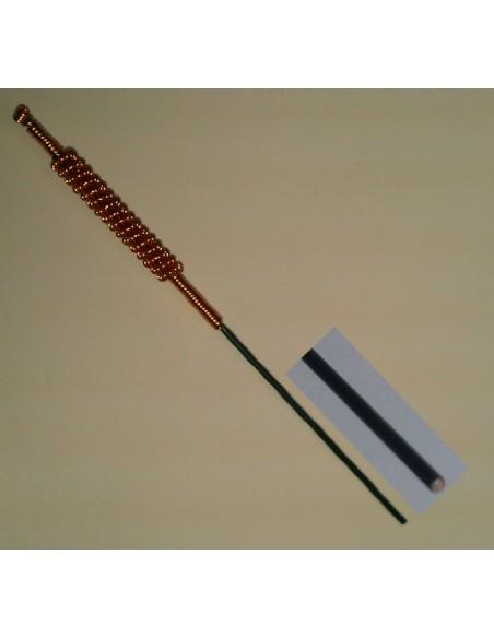 Aguja de fuego 1 Cabeza Plana 1,1x43 mm