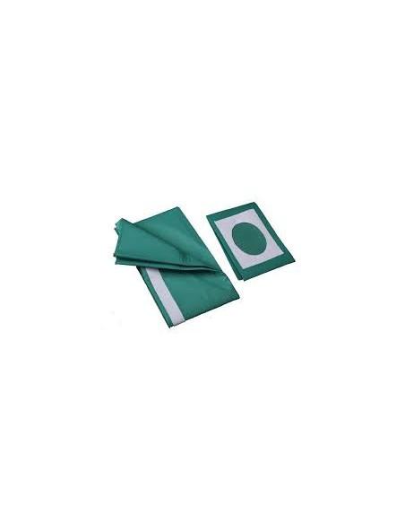 Paño Fenestrado(IS)50x60 Estéril Con Adhesivo, Caja 100 unid