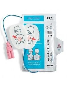 Pack Electrodos Desfibrilador Pediátrico, PHILIPS HEART STAR
