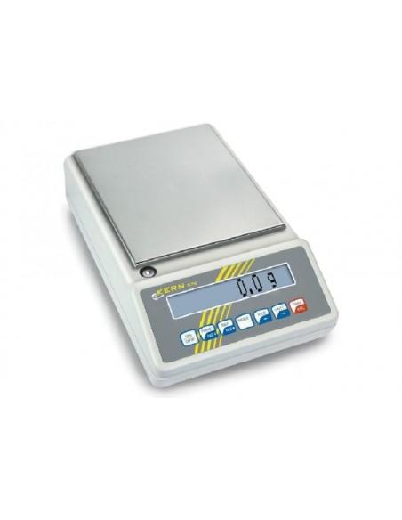 Balanza Precisión 6500 grs., 0,1 grs.,KERN