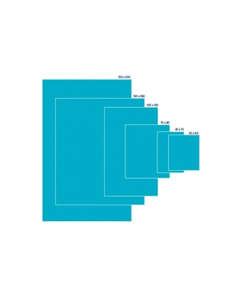 Paño Quirúrgico Estéril SIN Adhesivo 100 cm.x 150 cm. 2 capa