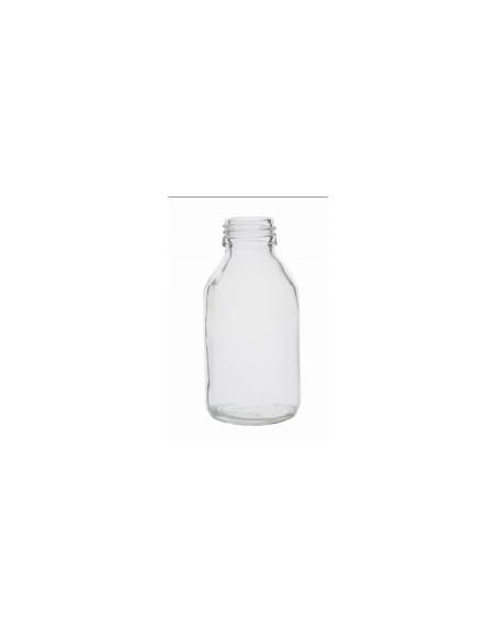 Frasco Cuenta Gotas 30 ml. Vidrio Transparente. BL.