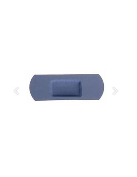 Tirita Detectable Azul 72x20 mm. Caja 100 unidades.