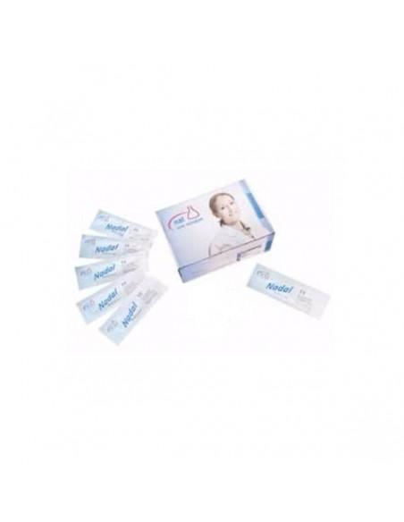 Test de embarazo Nadal hCG - 25 mlU/ml - 30 casetes