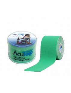 Venda Neuromuscular ACUTOP Verde 5cmx5cm