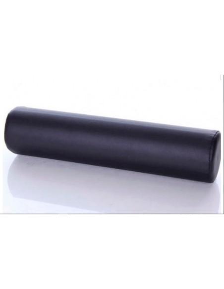 Rodillo cojín Kinefis Supreme Color Negro 60 X 15 cm.