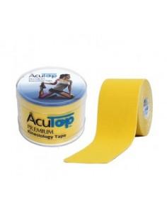 Venda Neuromuscular ACUTOP Amarillo 5cmx5cm