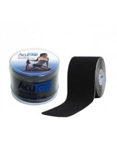 Venda Neuromuscular ACUTOP Negro 5cmx5cm