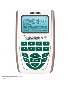 Equipo de magnetoterapia GLobus MAGNUM XL PRO