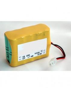 Bateria para CARDIOLINE AR600 ADV/AR1200, 12 V.