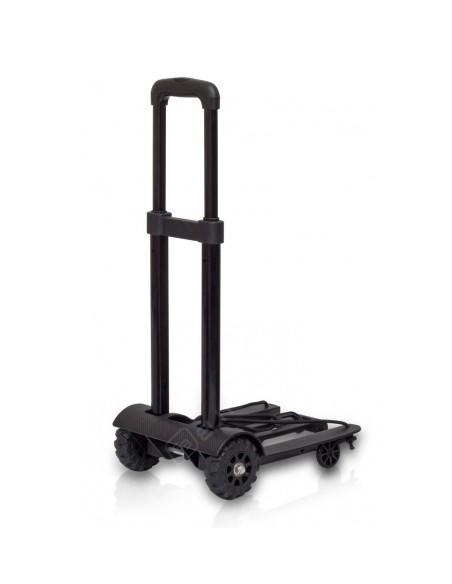 CARRY'S, estructura de trolley plegable, ruedas grandes.