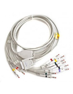 Cable Paciente IEC Banana Cardioline AR