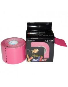 Venda Neuromuscular BB Tape Rosa 5cmx5cm