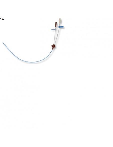 ARROW Set vía central 4 FR 2 vías Pediátrico, Caja 5 unidade
