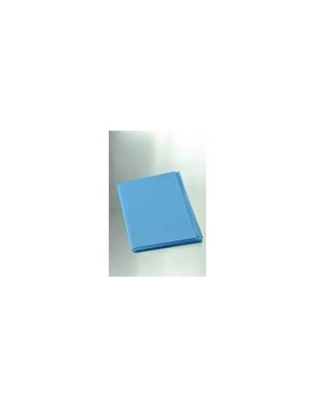 Paño Quirófano Cerrado Tela Azul Celeste 90 cm. x 120 cm., P