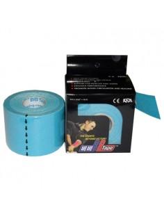 Venda Neuromuscular BB Tape Azul Celeste 5cmx5cm