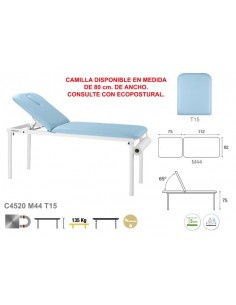 Camilla Fija Metálica 62x75x112x(188) cm. C4520