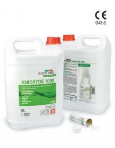 Instrunet ANIOXIDE 1000, 5 Litros, desinfección alto nivel,