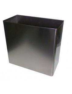 Cubo de residuos (restos) 20x31x13, para Carro de Curas.