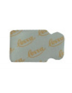 Electrodo Foam Adulto desechable 34x21 mm., Prueba E.C.G. pa