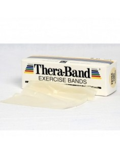 THERA-BAND BEIGE Resistencia Extra Suave 5,5 mts.