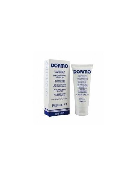 Gel Lubricante hidrosoluble DORMO 100 ml.
