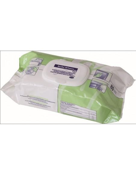 Bacillol 30 Tissues,Flow-Pack (80Tücher)