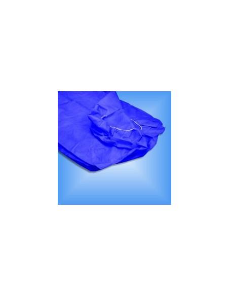 Sabanilla 60x200x10 cm. Azul Absorbente, Ajustable Caja 80 u