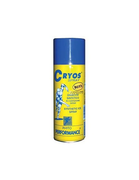 Frío SPRAY CRYOS 400 cc.