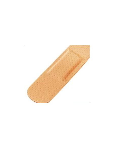 CURATINAS Tirita Plástico 70x20 mm. 500 unidades