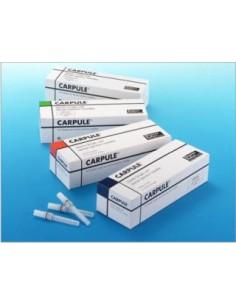 Aguja CARPULE 0,30x25 mm. 30G (SM) Caja 100 unidades