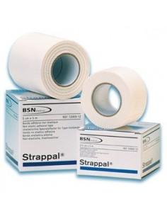STRAPPAL (TAPE) 2,5 cm.x 10 m. Con Adhesivo Hipoalergénico.