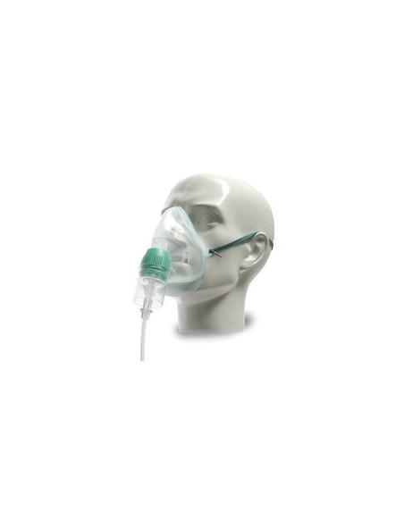 """Nebulizador de medicamentos """"Cirrus 2"""" Adulto SIN látex. Caj"""