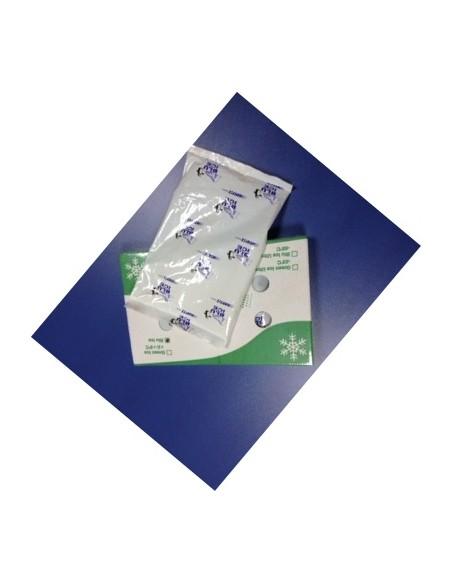 Bolsa de frío flexible reutilizable CODIX 26x15 cm.