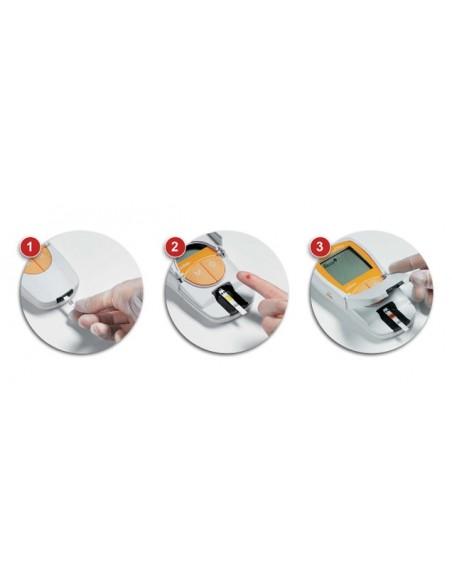 Coagulometros, Tiras y Lancetas (Diabetes)