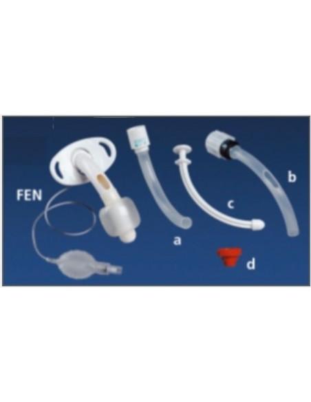 Sondas, Cánulas, Filtros y Tubos endotraqueales