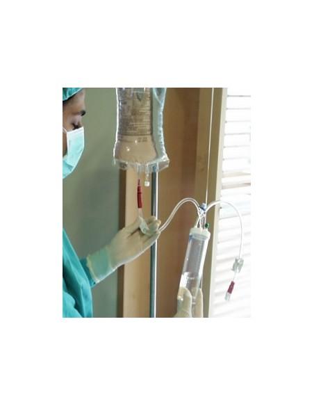 Sueros, equipos de infusión y accesorios