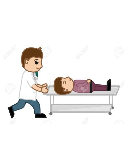 Mesas de Reconocimiento y despacho médico